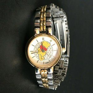 Timex Winnie the Pooh Watch Stainless Steel